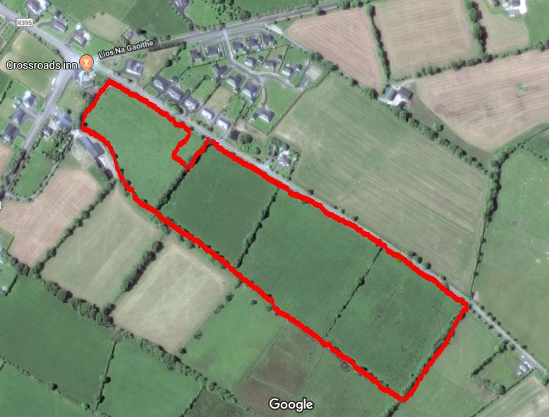 Land for Sale, Lisryan